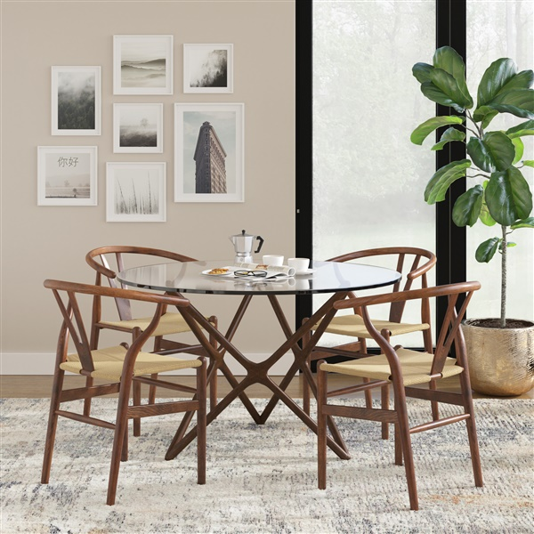 hans wegner ch24 wishbone chair. Black Bedroom Furniture Sets. Home Design Ideas