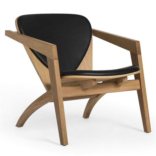 Hans Wegner GE 460 Butterfly Easy Chair