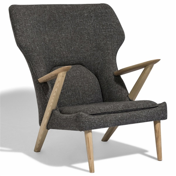 Hans Wegner Little Bear Chair (Natural American Ash)