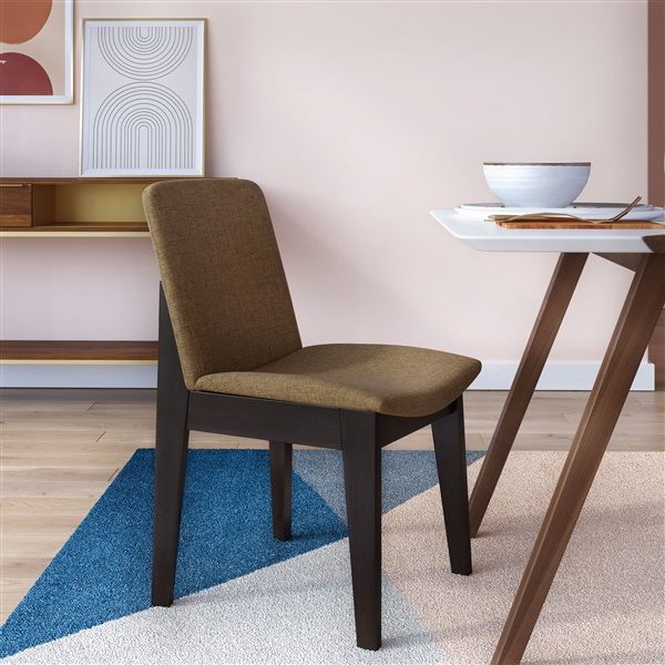 Inga Dining Chair (Walnut)