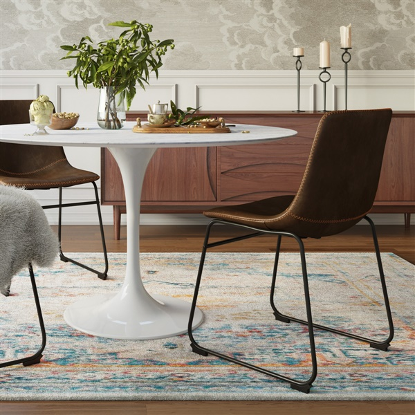 Jensen Dining Chair (Light Brown)