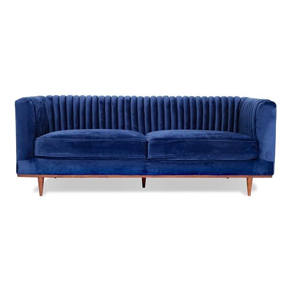 Laurel Velvet Sofa