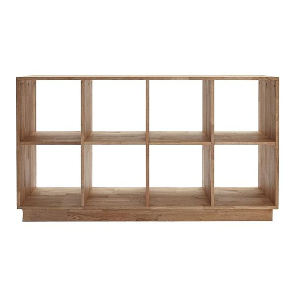 LAX Series 4x2 Bookcase
