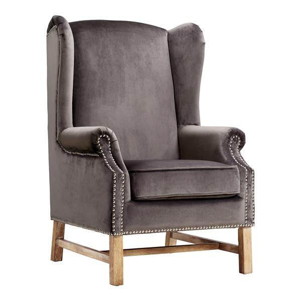 Agnes Velvet Chair