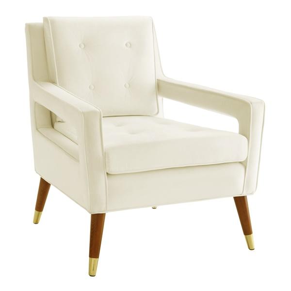 Anya Velvet Chair