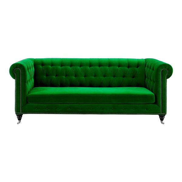 Blaire Velvet Sofa
