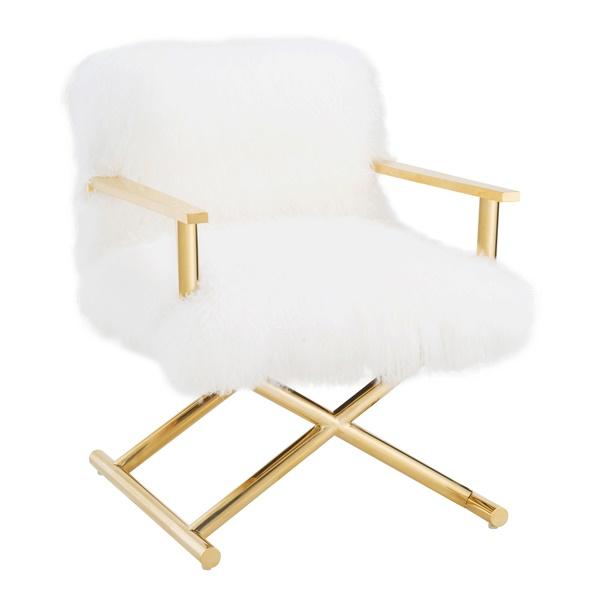 Carolina Sheepskin Chair