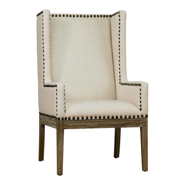 Jane Linen Chair