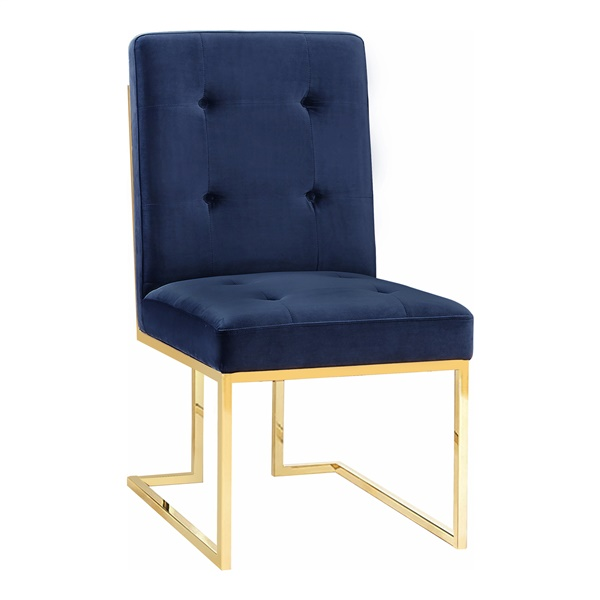 Josie Velvet Chair