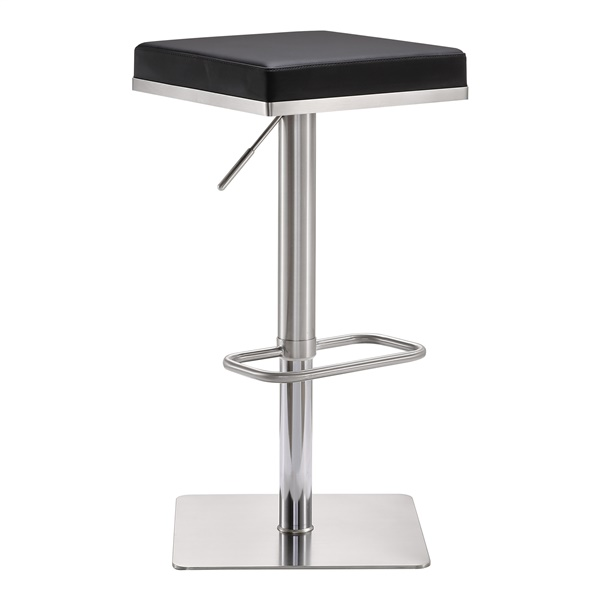 Kathy Steel Adjustable Barstool
