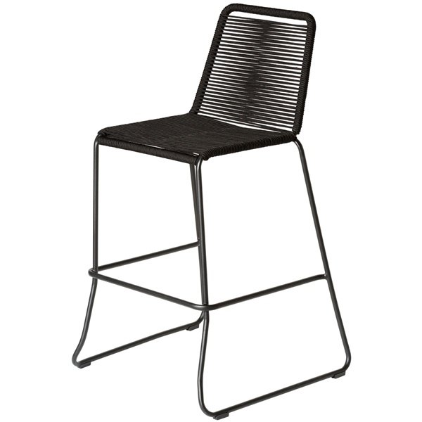 Barclay Bar Chair (Black Cord)