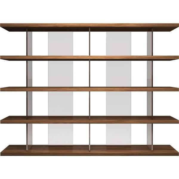 Beekman Bookcase (Asphalt Lacquer)