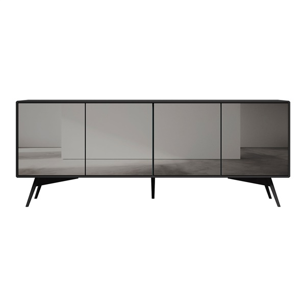 Christopher Sideboard (Asphalt / Nile Blue)