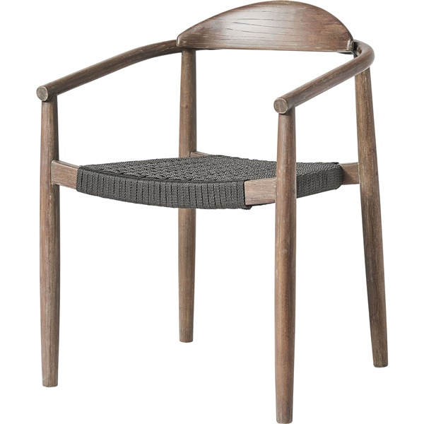 Classica Dining Chair (Gray Cord / Distressed Eucalyptus)