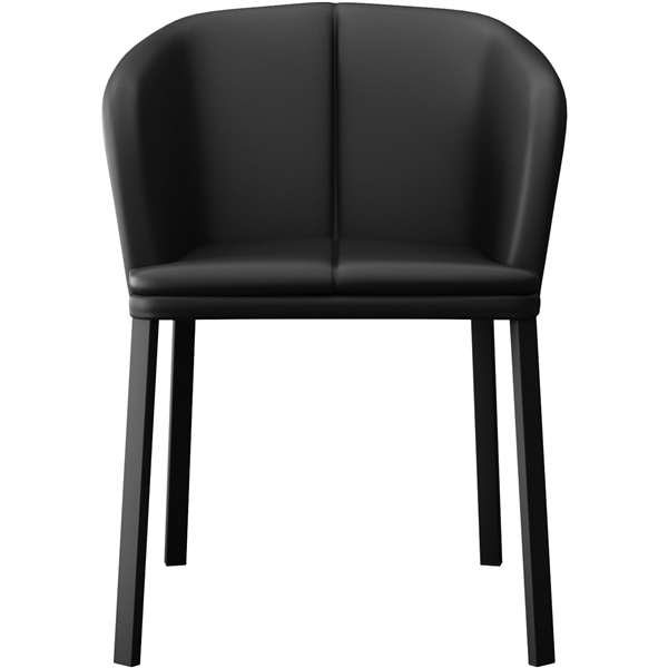 Como Dining Chair (Black)