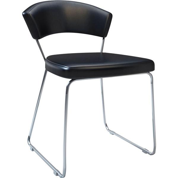 Delancy Dining Chair (Black)