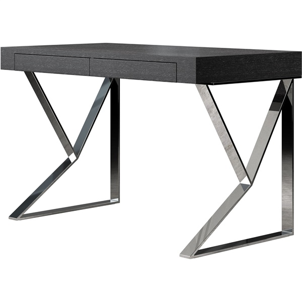 Houston Desk (Cathedral Ebony Lacquer)