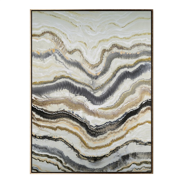 Agate Wall Decor