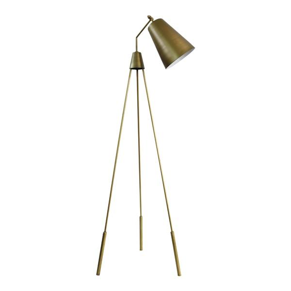Amato Floor Lamp (Silver)