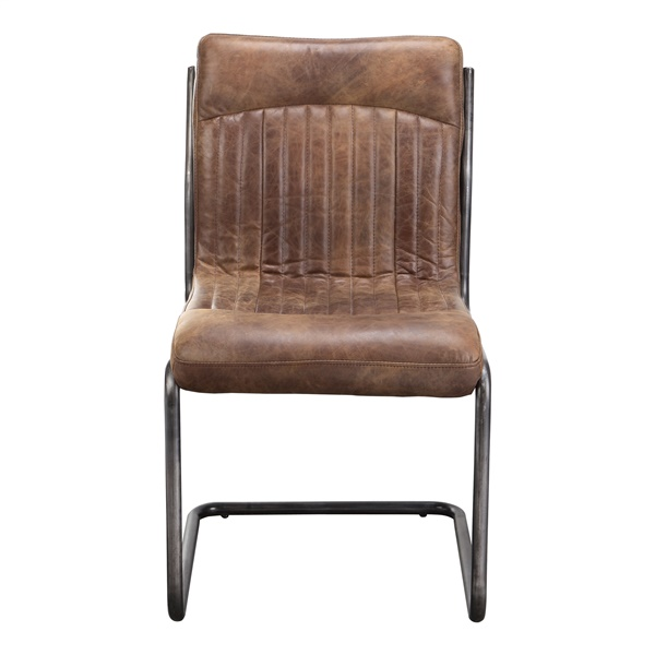 Ansel Dining Chair - Light Brown