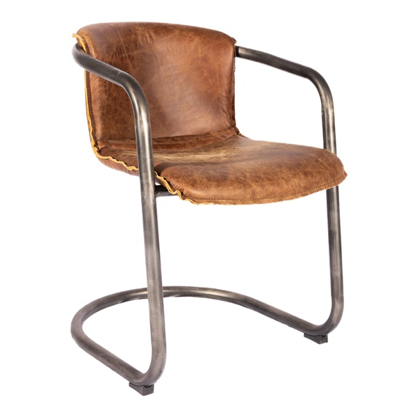 Benedict Dining Chair - Light Brown