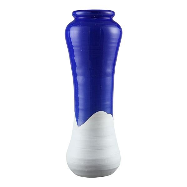 Caliber Vase, Blue