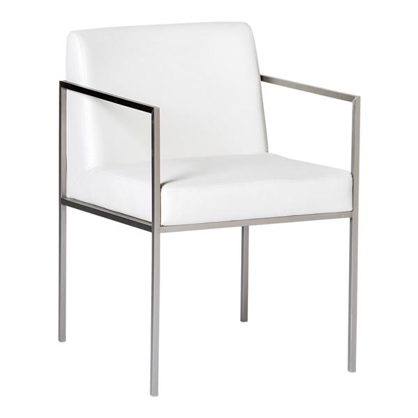 Capo Arm Chair (Black)
