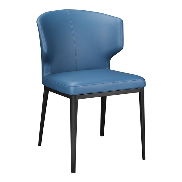 Delaney Side Chair (Blue)