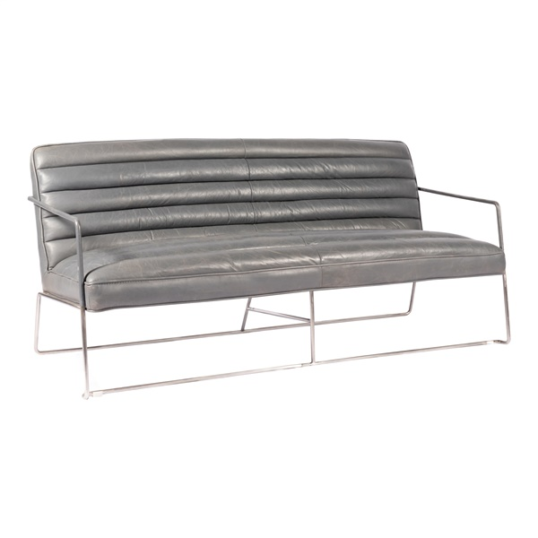 Desmond 3-Seater Sofa, Gray