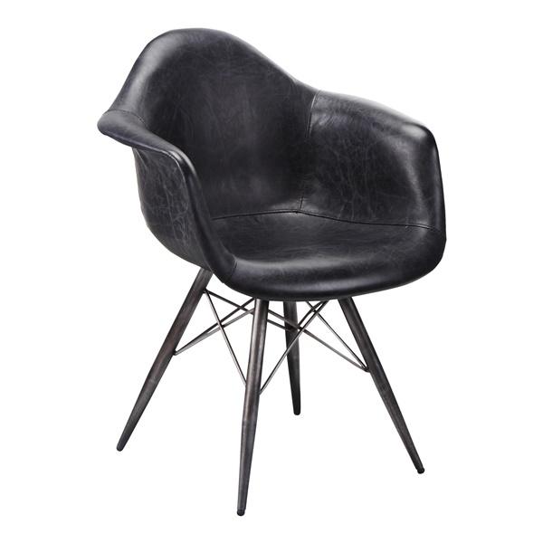 Flynn Club Chair (Black)