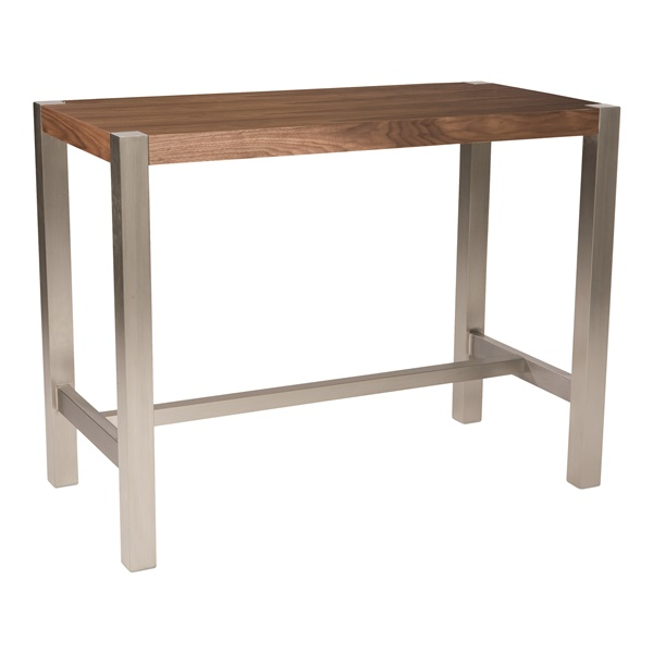 Riva Counter Table (Walnut)