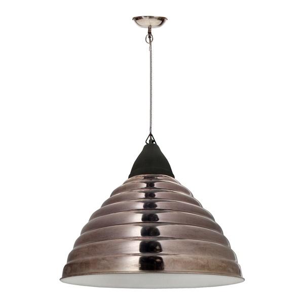 Simon Pendant Lamp, Silver