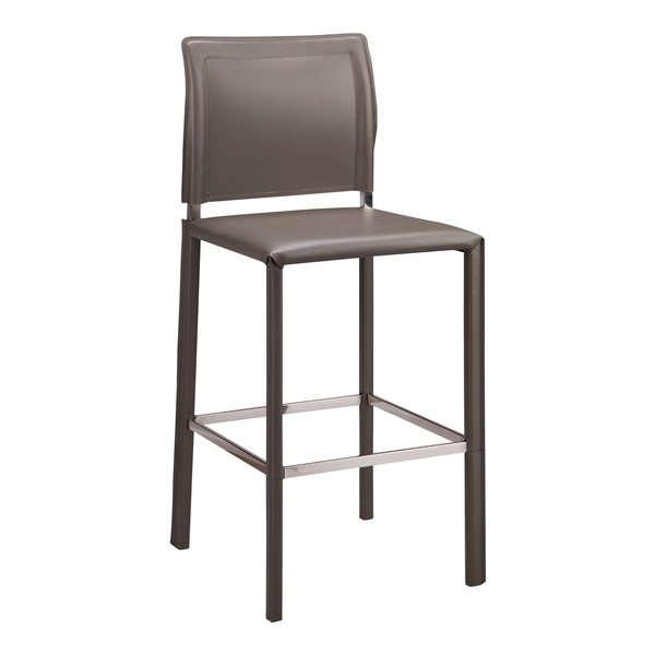 Stallo Counter Stool (Charcoal)