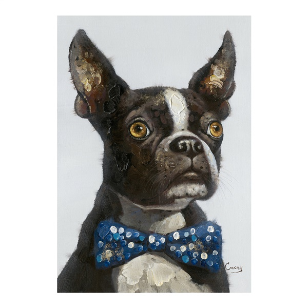 Tux Terrier Wall Decor