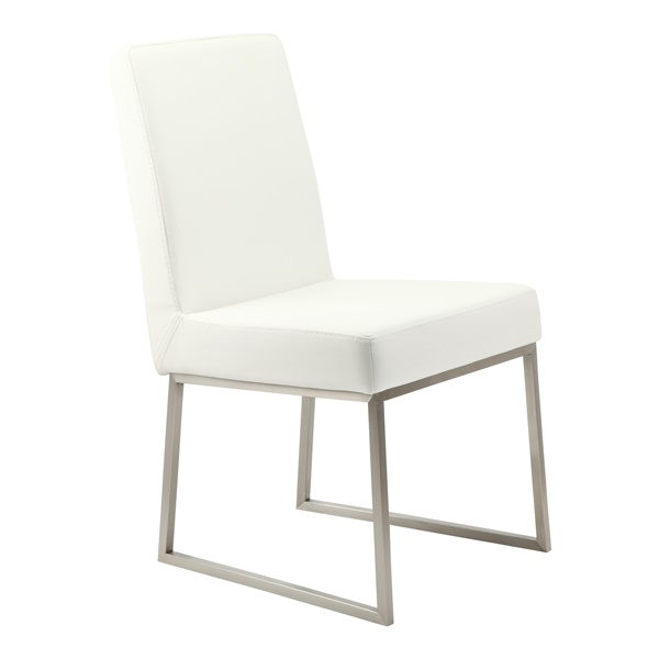 Tyson Dining Chair, White