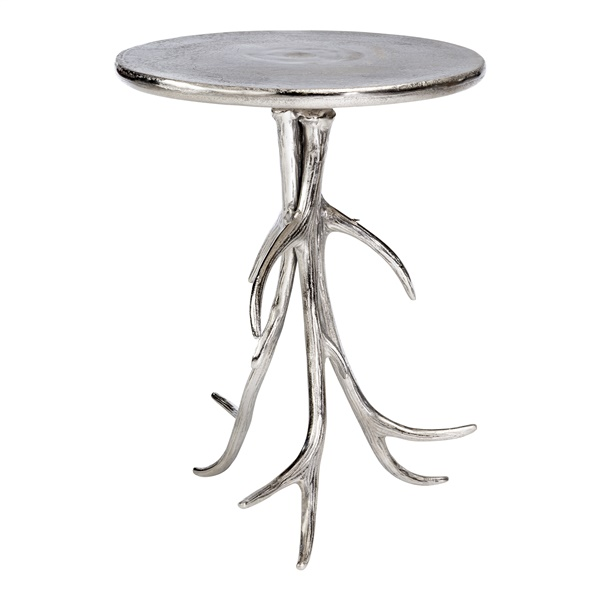 Willow Table - Silver