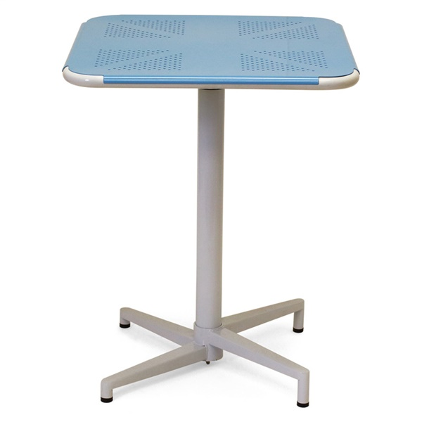 Nimbus Folding Table (Orange / White)
