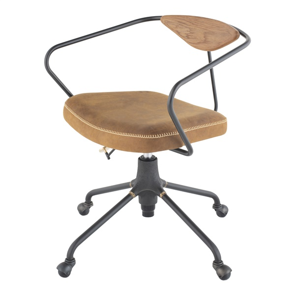 Akron Office Chair (Umber Tan)