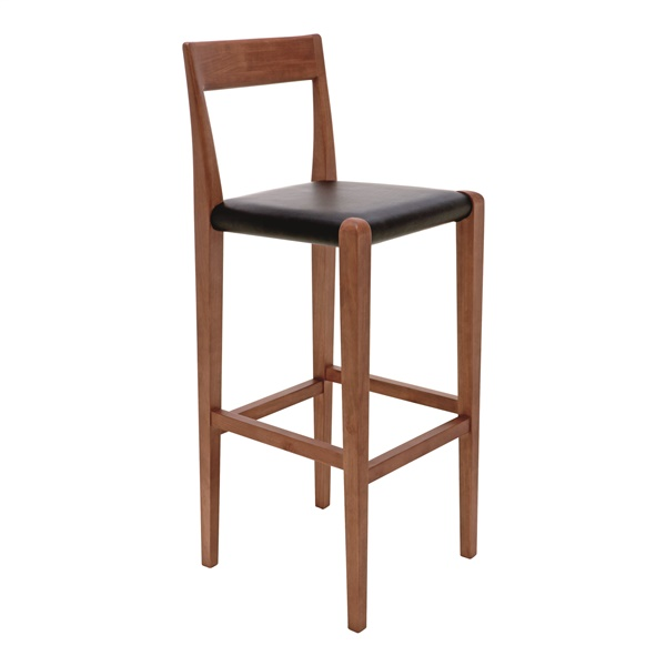 Ameri Counter Stool (Black)