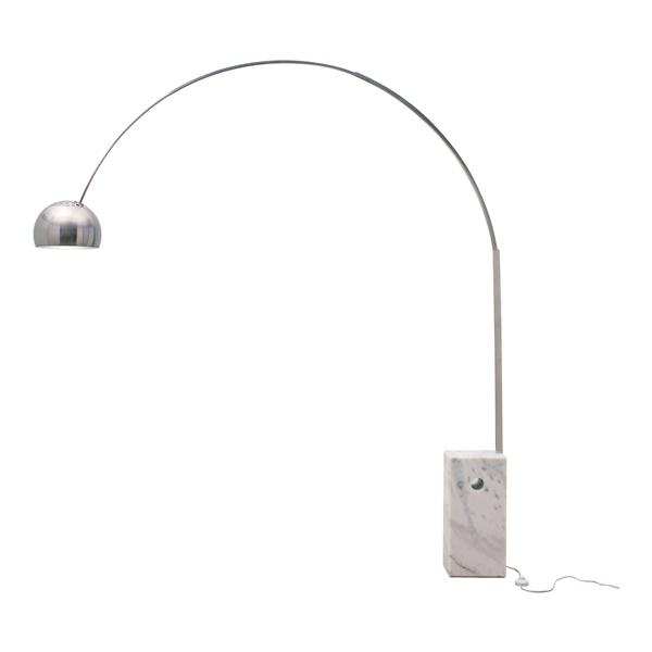 Cora Floor Lamp (White)