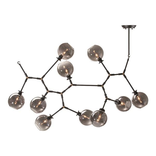 Atom 10 Pendant Lamp (Grey)