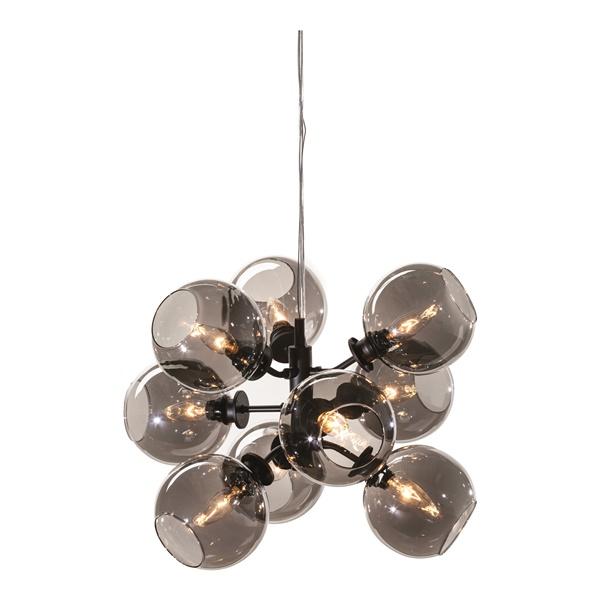 Atom 9 Pendant Lamp (Clear)