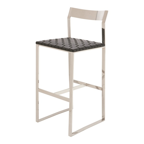Camille Bar Stool (Black)