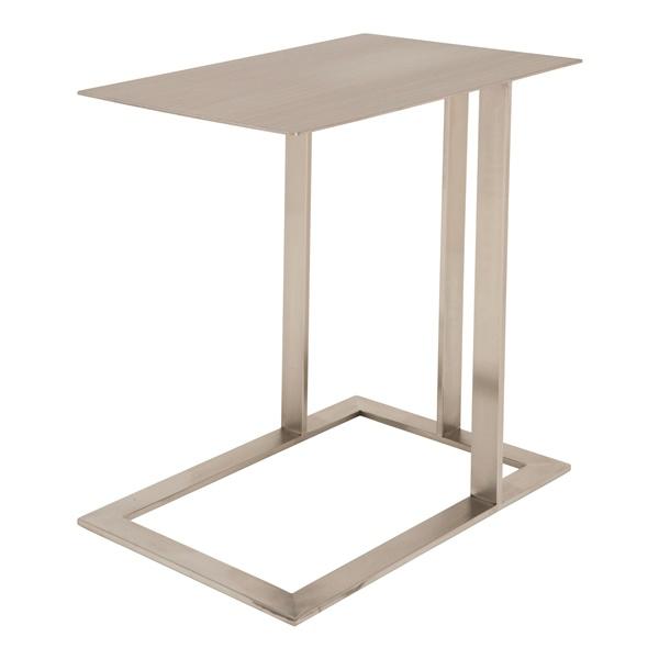 Celine Side Table (Silver)