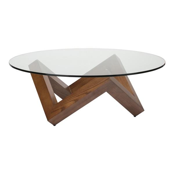 Como Coffee Table (Matte Walnut)