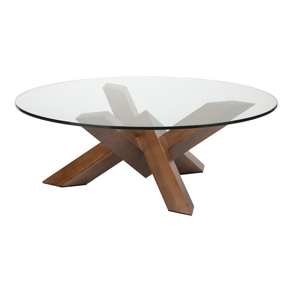 Costa Coffee Table (Wanut)