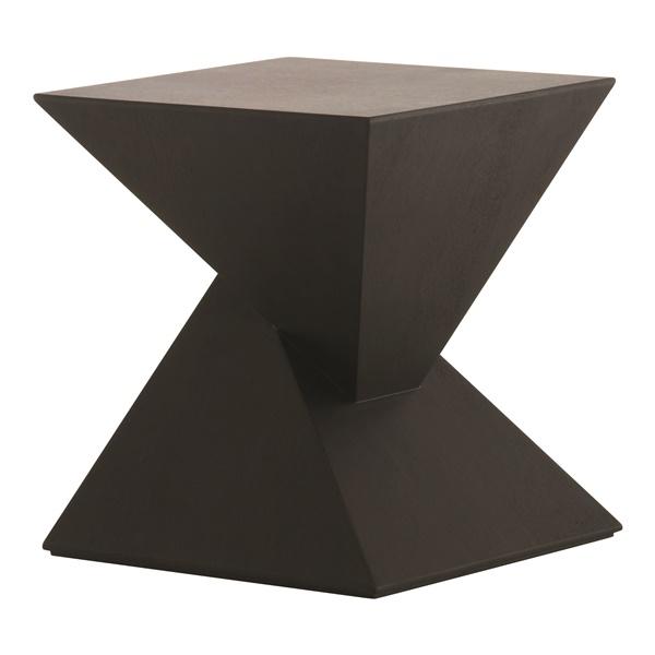 Giza Side Table (Tan Walnut)