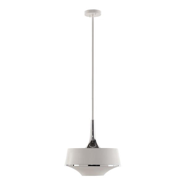 Harper Pendant Lighting (White)