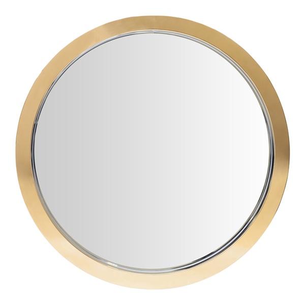 Julia Wall Mirror (Silver / Small)