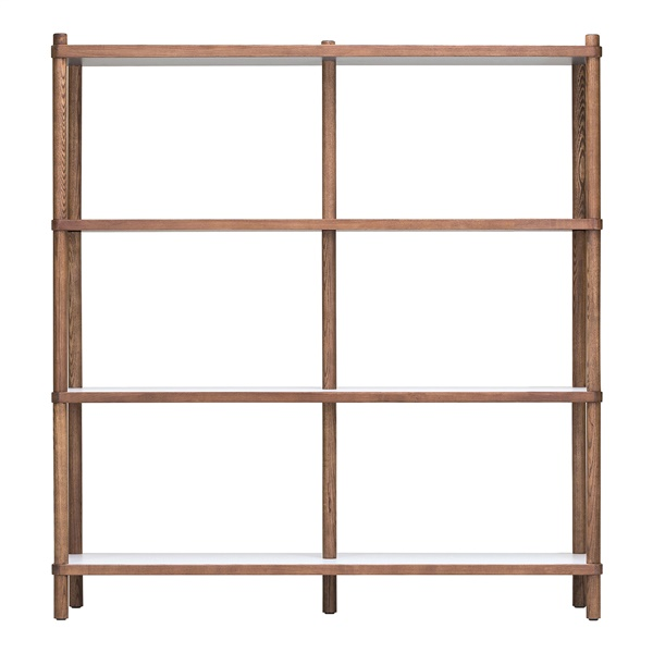 Justin Display 4-Tier Shelving